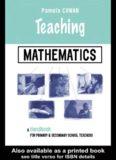 Teaching Mathematics: A Handbook for Primary and Secondary School Teachers