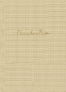 Rainer Maria Rilke: Eine innere Biographie