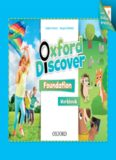 Oxford Discover Foundation. Workbook