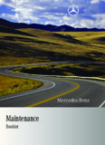Maintenance Booklet - Mercedes-Benz Dealer in Raleigh NC