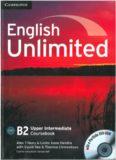 English Unlimited. Upper Intermediate B2. Student's Book