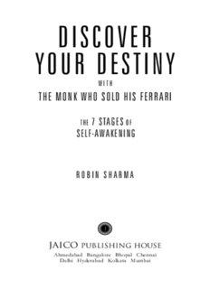 q/Discover Your Destiny - Robin Sharma