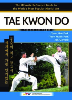 Tae Kwon Do, 3rd Edition