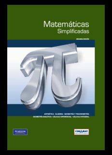 Matematicas Simplificadas