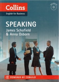 Collins English for Business. Speaking
