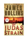 James Rollins - Sigma Force 04 - Judas Strain
