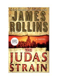 James Rollins - Sigma Force 04 - Judas Strain