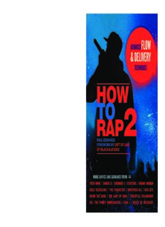 How to Rap 2: Advanced Flow and Delivery Techniques