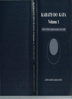 KARATE-DO KATA Volume 1