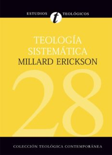 teologia sistematica..
