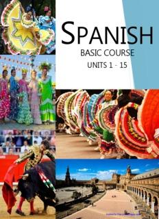 FSI - Spanish Basic Course - Volume 1 - Student Text - Live Lingua