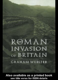 The Roman Invasion of Britain (Roman Conquest of Britain)