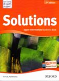 Solutions. Upper-Intermediate - Student's Book
