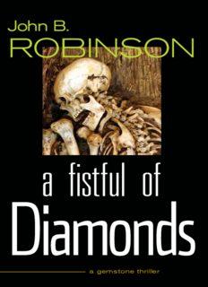 A Fistful of Diamonds: A Gemstone Thriller (The Gemstone Thrillers)