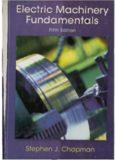 Electric Machinery Fundamentals 5th Edition