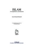 Dawah Training from Javed Ahmed Ghamidi's book Al-Meezan