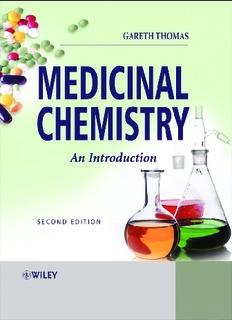 Medicinal chemistry : an introduction / Gareth Thomas