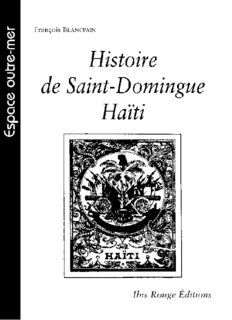Histoire de Saint-Domingue - Haïti