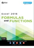 Excel® 2016 Formulas and Functions - pearsoncmg.com