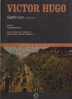 Sefiller Cilt #1 - Victor Hugo