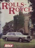 Rolls-Royce: The Story of the Best Car in the World