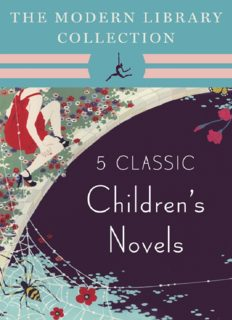 5 Classic Children's Novels (The Wind in the Willows; Alice's Adventures in Wonderland; Through the Looking-Glass; Peter Pan; The Three Musketeers)