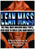 The Lean Mass Diet - Bodybuilding.com