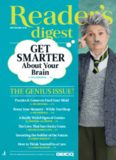 Reader's Digest USA September 2018 - Issue´s topic: Get Smarter about your Brain - The Genius Issue