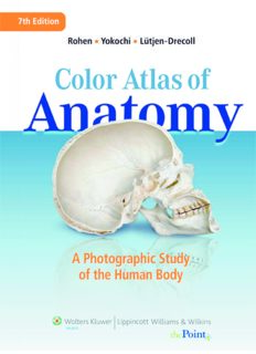 Color Atlas of Anatomy: A Photographic Study of the Human Body, 7th Edition