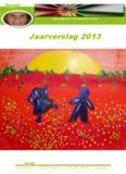 Jaarverslag 2013 Stichting Konot