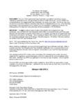 Stinson 108 STC's - Stinson Flyer