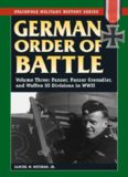 Panzer, Panzer Grenadier, and Waffen SS Divisions in WWII