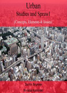 1 Urban Planning and Urban Design Urban Planning