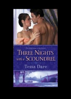 Three Nights with a Scoundrel (Stud Club, Book 3)