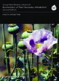 Biochemistry of Plant Secondary Metabolism (Annual Plant Reviews, Volume 40, Second Edition)