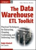 Kimball & Caserta -The Data Warehouse ETL Toolkit [Wiley 2004].