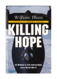 Killing Hope -- U.S. Military and CIA Interventions Since World War II