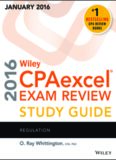 Wiley CPAexcel Exam Review 2016 Study Regulation