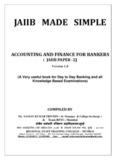 JAIIB MADE SIMPLE - VIBEWA