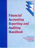 Financial Accounting, Reporting, and Auditing Handbook