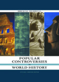 The Ancient World to the Early Middle Ages