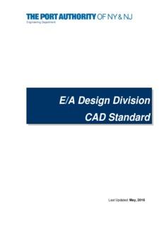 EAD CAD Standard Manual - EAD BIM Standard