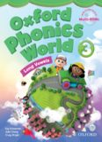 Oxford Phonics World 3 Student Book