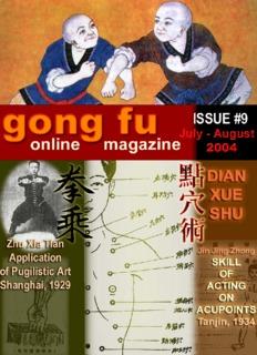 72 Shaolin Skills Dim Mak