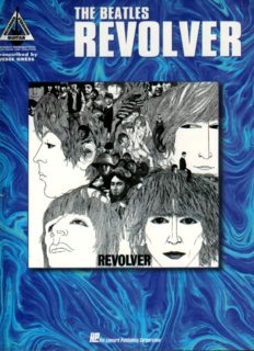 The Beatles - Revolver (Guitar Recorded Version)