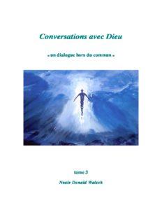 Conversations avec Dieu : Un dialogue hors du commun, tome 3