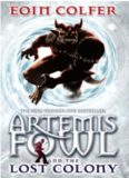 #05 Artemis Fowl-The Lost Colony