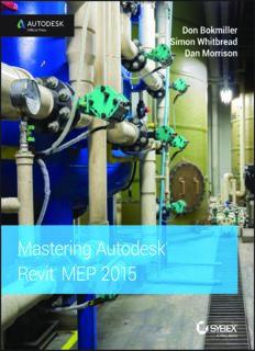 Mastering Autodesk Revit MEP 2015. Autodesk Official Press
