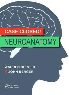 Case closed!: neuroanatomy