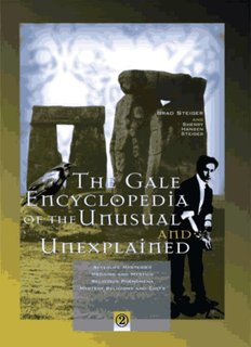 Gale Encyclopedia of the Unusual and - Ursi's Eso Garden
